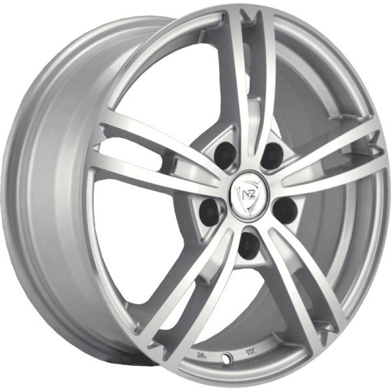 Диски R15 5x105 6J ET39 D56,6 NZ Wheels SH 672 SF