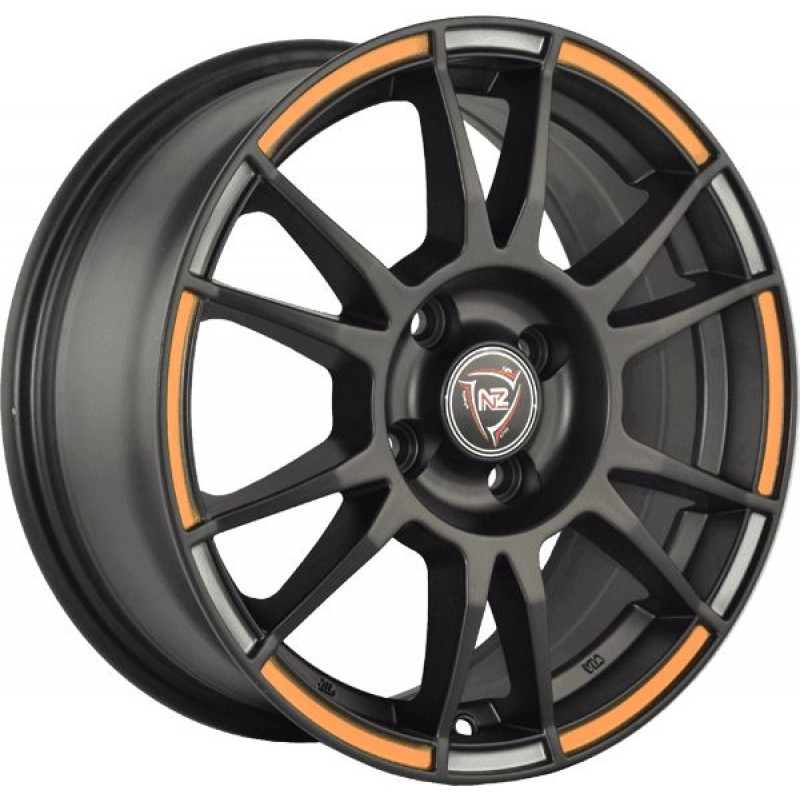 Диски R15 5x105 6J ET39 D56,6 NZ Wheels SH 670 MBOGS