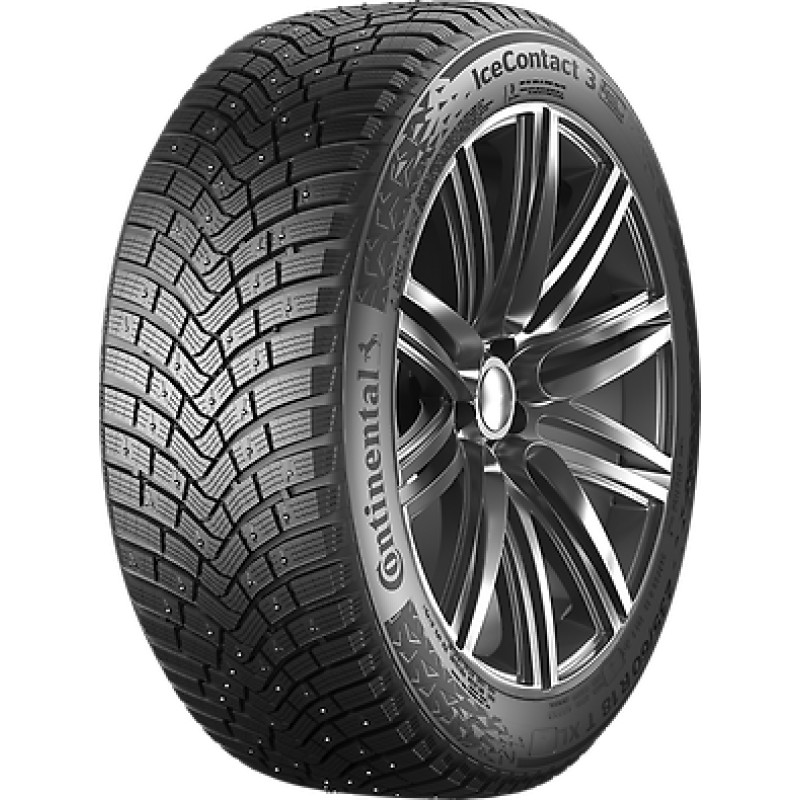 Шины 205/55 R17 Continental IceContact 3 TR 95T XL ш