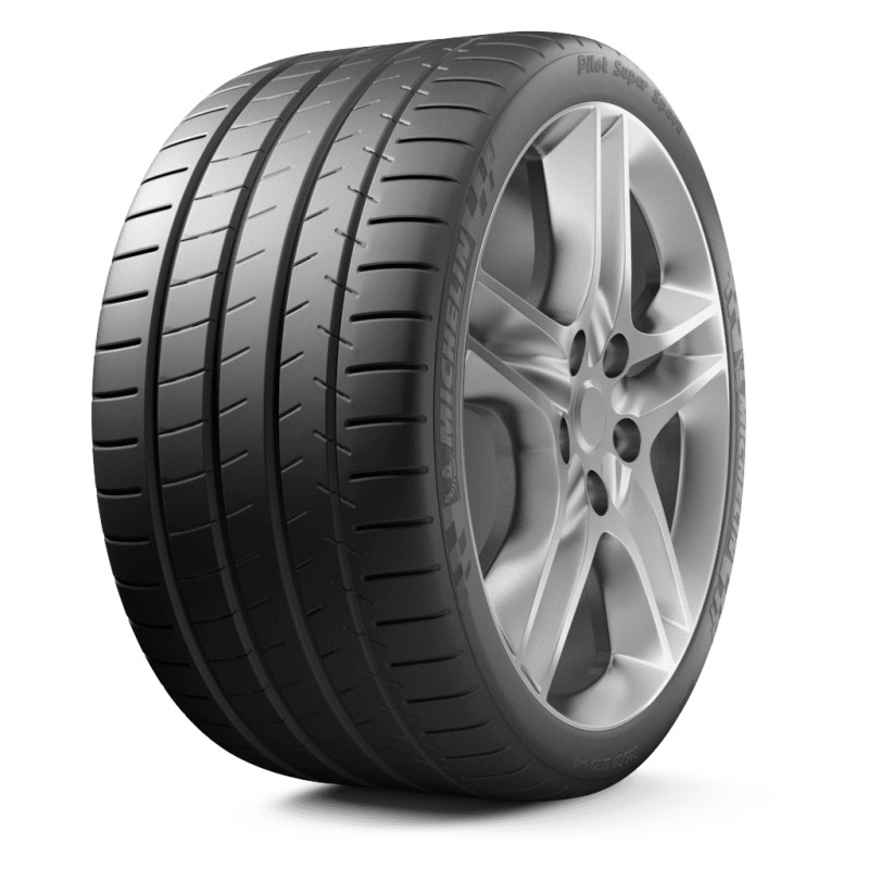 Шины 265/40 R18 Michelin Pilot Super Sport 97Y