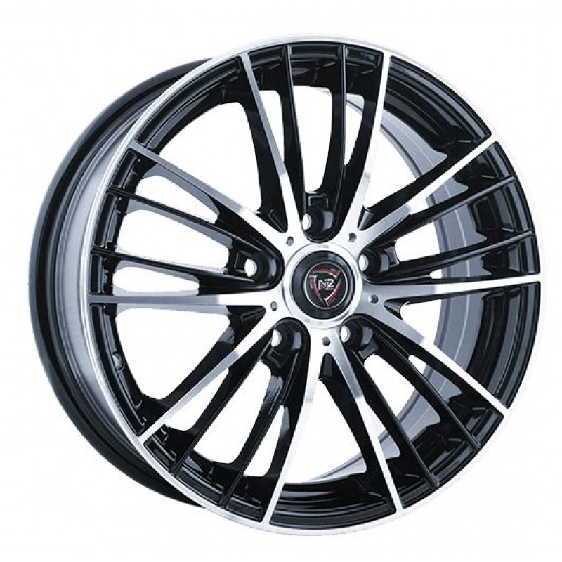 Диски R17 5x108 7J ET55 D63,3 NZ Wheels F-33 BKF