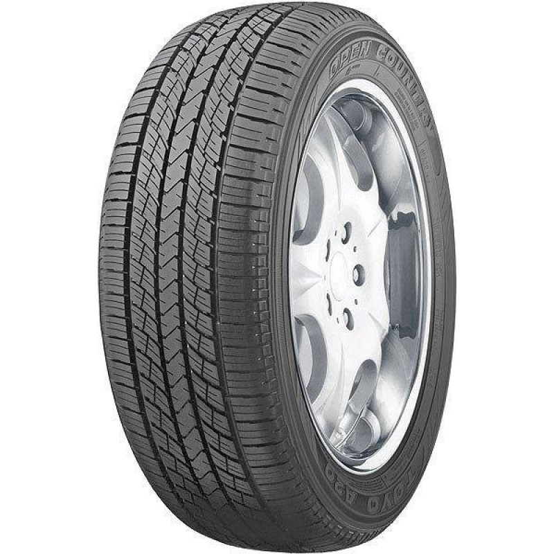 Шины 245/55 R19 Toyo Open Country A20 103T